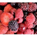 Diepvries fruit
