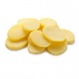 Aardappelschijfjes/julienne