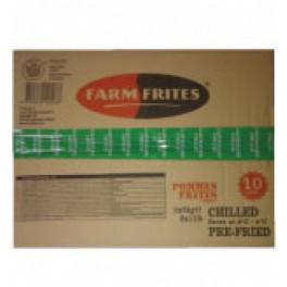 Farm frites 14 mm 10 kilo