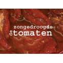 gedroogde tomaat in olie