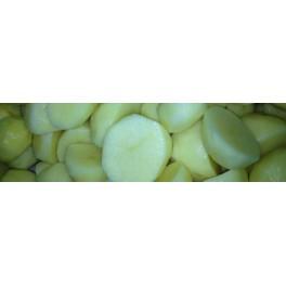 bak aardappels