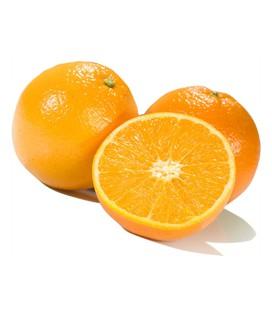 Perssinaasappel stuk